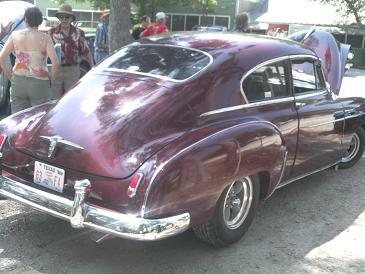 Had a 49 Chevy FastBack like this one. Wish I keep it 50 years to drive, not my 65 Mustang. Tip: Try Mega Power Additives: Keeps my classic cars running great and protected while in storage.