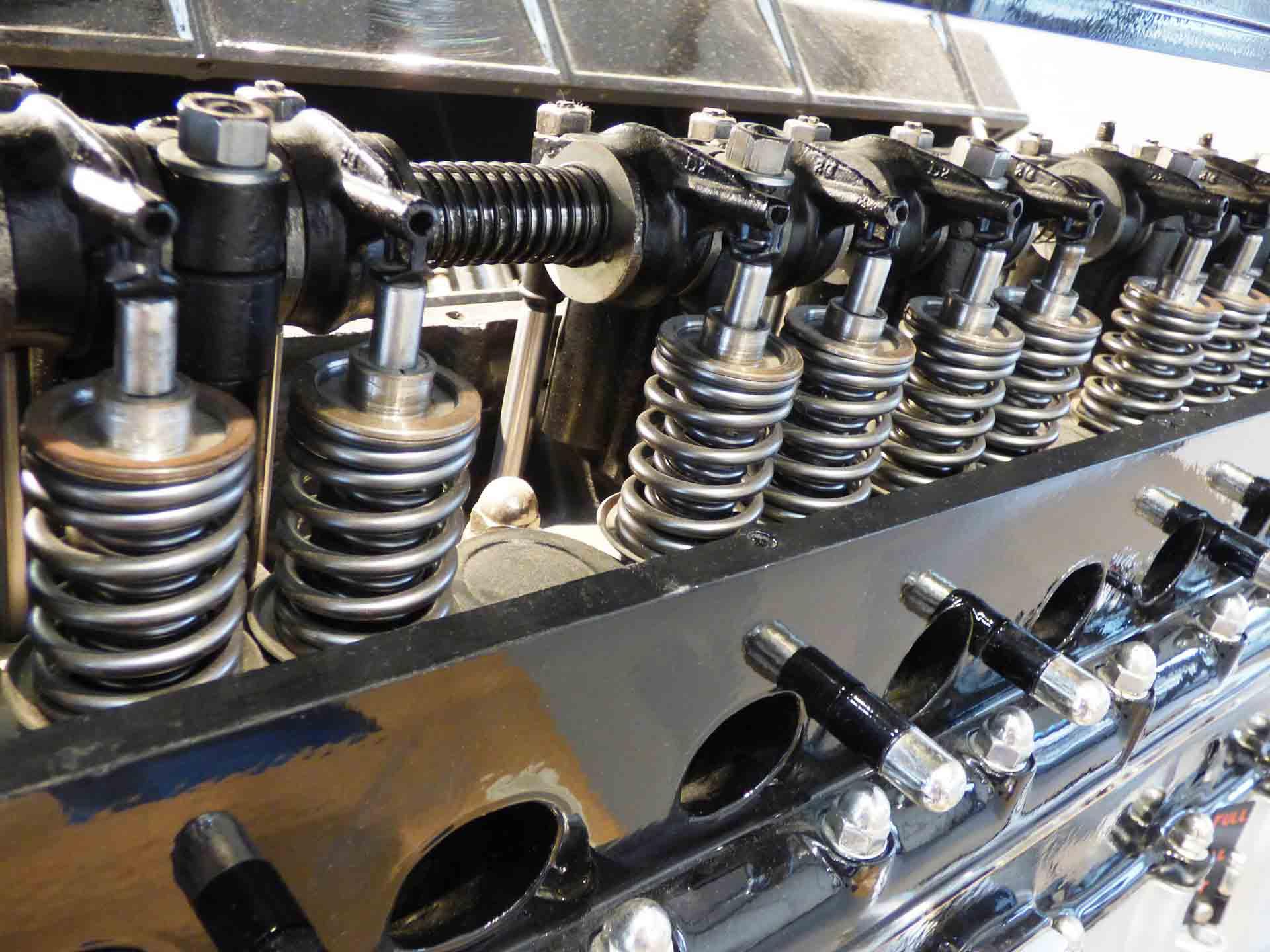 Mega Power Engine Sludge Remover. Gets it clean. Keeps it clean!