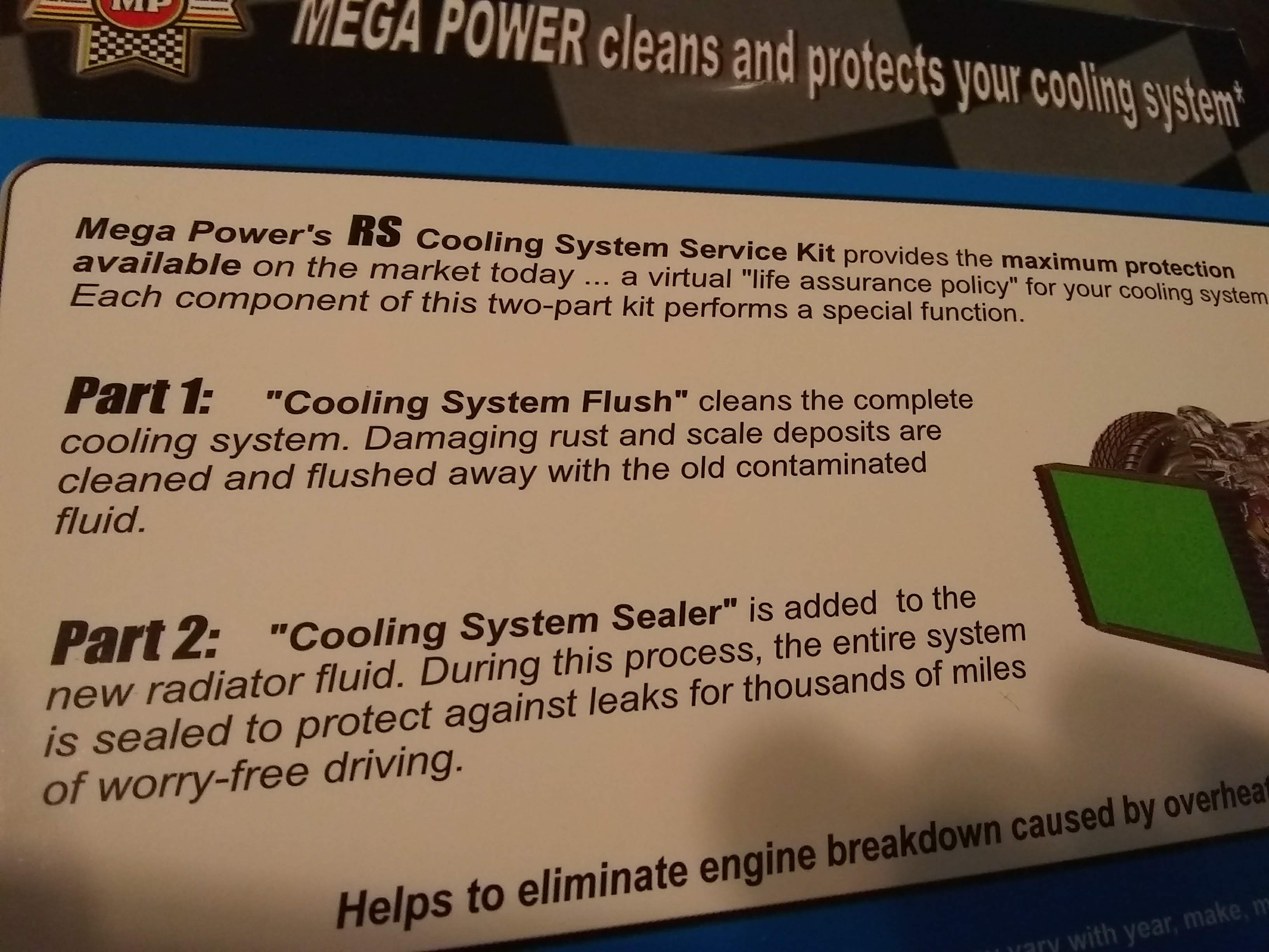 Radiator cooling system DIY fixes: Leaks, Overheating