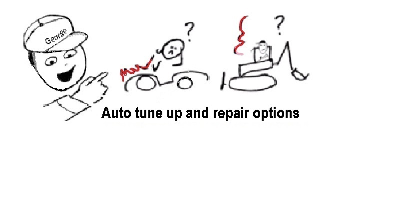 Alternative auto-tune-up-and-repair-options.com. The Do-it-yourself alternative that is the actual repair, or the internal part of your repair that fixes your vehicle in the best and cheapest way.