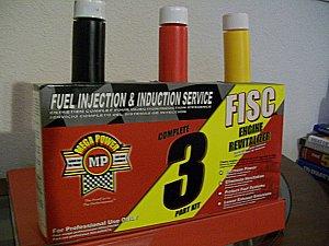 Mega Power Fuel Injector Service Kit Engine Revitalizer