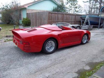 Houston custom car