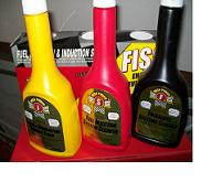 Mega Power Fisc. Fuel Injector Cleaner.