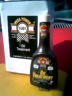 Mega Power #10 Oil Treatment  for cars and truck motors and gears
