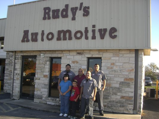 Auto repair shops such as Rudy's install Mega Power to assure an amazing customer experience.