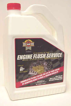 Mega Power Premium Engine Sludge Removal Quick Flush Product For Cars Diesel Trucks Gallon size.
