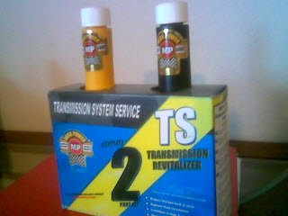 THESE Superior Engine Transmission Fuel Injectors Cleaners from Mega Power will  WOW you with their results, or your money back! Mega Power Transmission Service Product shown.